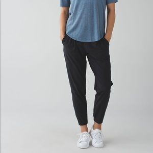 LIMITED edition lululemon city jogger pant 4